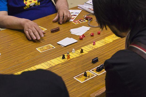 ゲームマーケット2013春のにぎわい