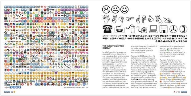 『The Story of Emoji』1