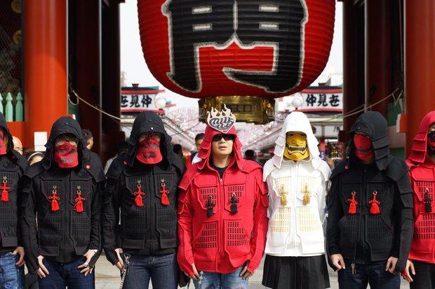 Samurai Armor Hoodies - Tokyo Otaku Mode Premium Shopより
