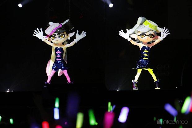 ニコニコ超会議2016「超音楽祭2016」でのシオカラーズライブ 5