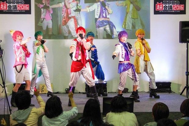 ニコニコ超会議2016 超まるなげステージ「コスつく」パフォーマンス 3