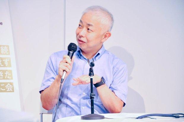 伊藤ガビンさん(編集者/クリエイティブディレクター/元エンターテインメント部門審査委員)