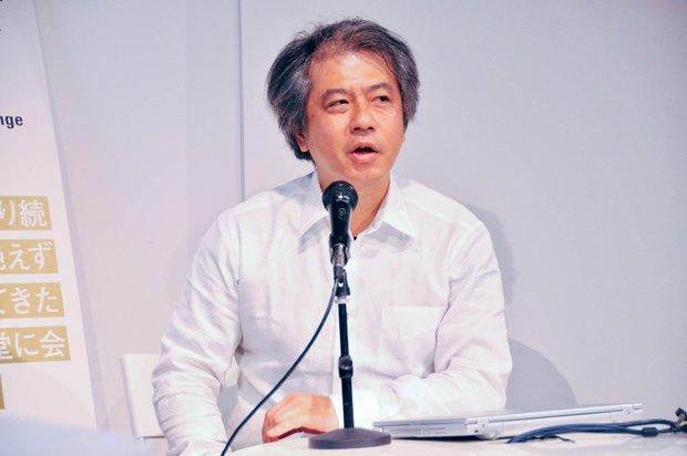 伊藤剛さん(マンガ評論家/東京工芸大学教授/元マンガ部門審査委員)