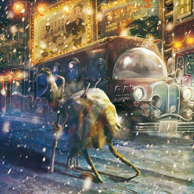 絵本『えんとつ町のプペル』2