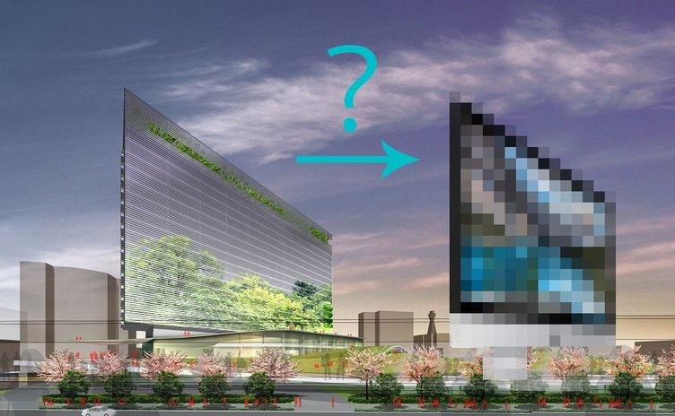 大阪・新今宮に新築するホテル、外観がアレに似すぎて愛称決定?! 2022年に星野リゾートが開業