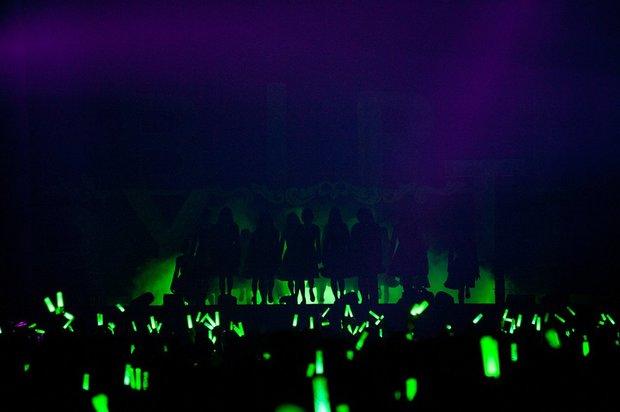 「欅坂46 デビュー1周年記念ライブ」写真1