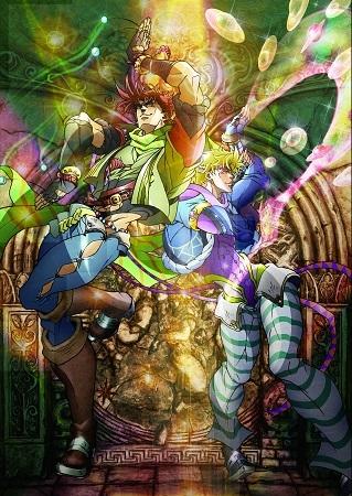 2014年の正月はTVアニメ「ジョジョの奇妙な冒険」特別編6時間で幕明けだぜーーッッ!!