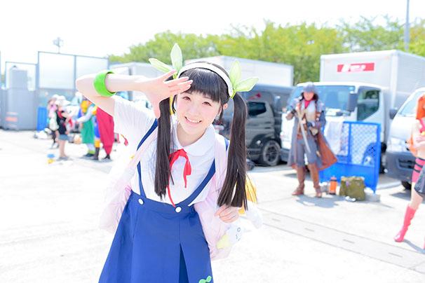 夏コミC88コスプレイヤー画像 しじみちゃんさん3