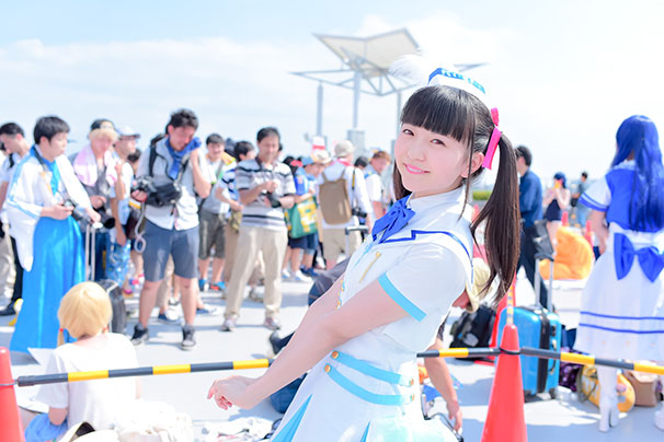 夏コミC88コスプレイヤー画像 橘桃奈さん3