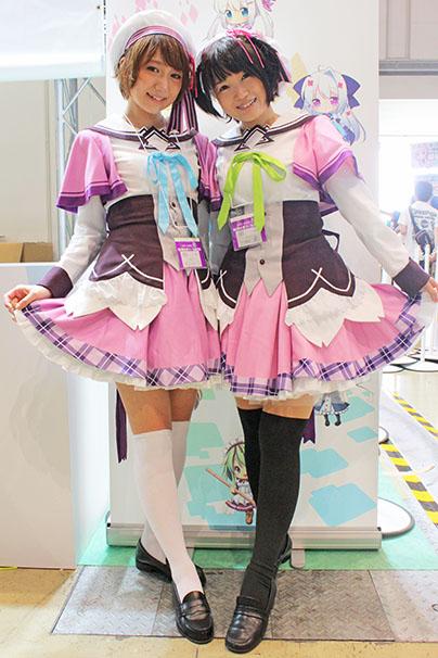 夏のコミケC88コスプレコンパニオンまとめ画像ぱれっと2