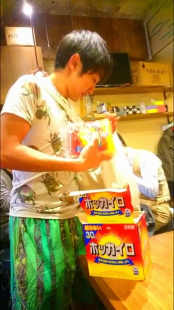 地球少年・篠原祐太のコオロギラーメン実食レポート22