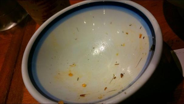 地球少年・篠原祐太のコオロギラーメン実食レポート15