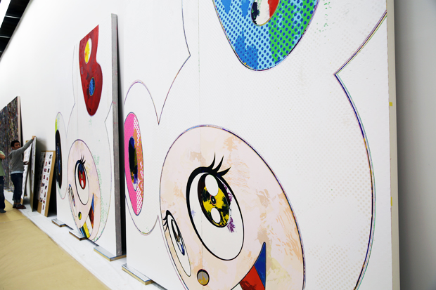 ©Takashi Murakami/Kaikai Kiki Co., Ltd. All Rights Reserved.
