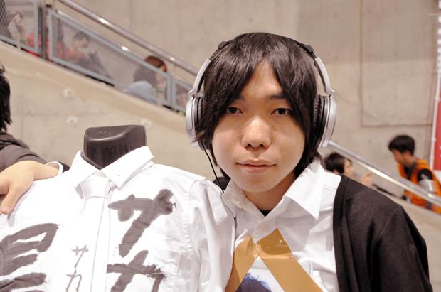 世界一即戦力な男・菊池良さん(二代目水嶋ヒロ)