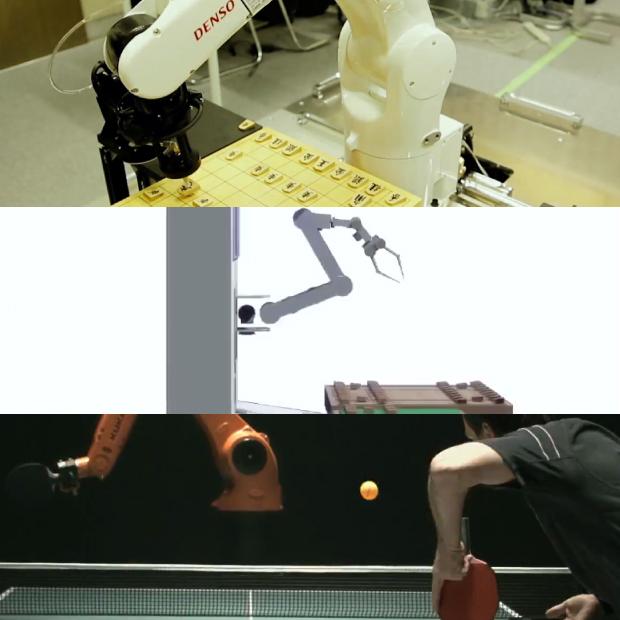 いまロボットアームがアツい! 機械vs人間、勝つのはどっちだ
