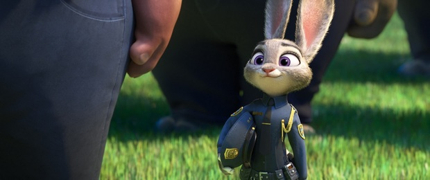 ZOOTOPIA –Pictured: Judy Hopps. ©2016 Disney. All Rights Reserved.