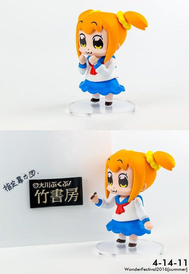 「ポプ子&ピピ美セット」2