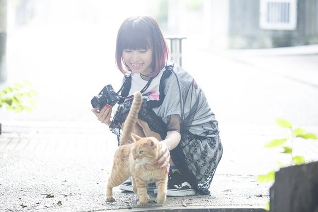 LiSAとポッキーコラボ写真9