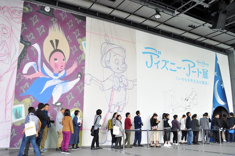「ディズニー・アート展」レポート 500点の原画が物語るディズニーのDNA