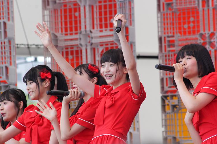 【TIF2017】注目の荻野由佳さん、躍進のNGT48! 「来年も戻ってこれますように」