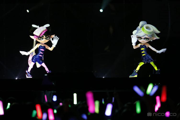 『スプラトゥーン』シオカラーズが超会議でまさかのソロ新曲を披露!