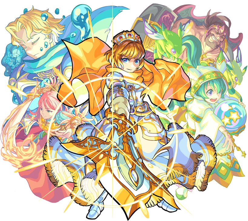 円卓の騎士王アーサー